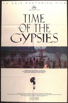 Time Of The Gypsies Movie Poster