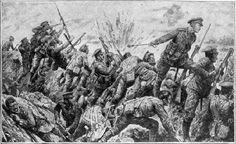 Gallant Defense of Hill 60