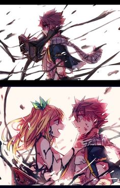 Nalu If Natsu is always there for Lucy then Lucy will always be there for Natsu as well Fairy Tail Meme, Fairy Tail Lucy, Fairy Tail Manga, Rog Fairy Tail, Fairy Tail Quotes, Fairy Tail Comics, Fairy Tail Natsu And Lucy, Fairy Tail Family, Fairy Tail Guild