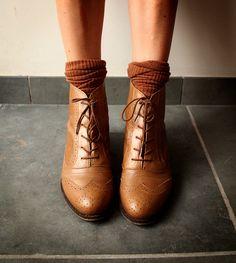 ASOS boots   Via:  The Styling Dutchman (Annebeth)