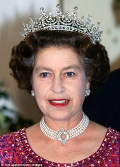 Pearls have a long association with the monarchy and they are still a firm favourite of the Queen today. But it was Diana who made them fashionable among the younger generation.