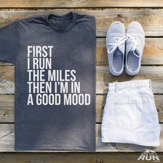 We know you'll be in a good mood after you run. Inspire others to do the same!
