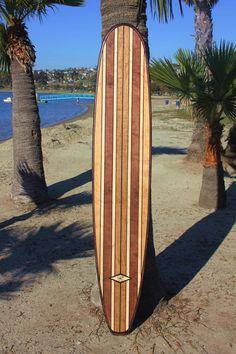 Details about Wood Wooden Surfboard Wall Art Bar Top Vintage Hawaiian Tiki Decor Display Surfboard Decor, Wooden Surfboard, Surf Decor, Wall Decor, Hawaiian Tiki, Vintage Hawaiian, Vintage Surfboards, Custom Surfboards, Tiki Decor