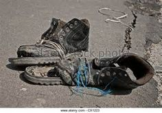 Worn Shoes Poverty Stock Photos & Worn Shoes Poverty Stock ...