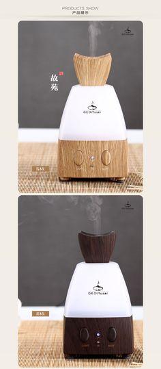 Guoxin GX-04K Aroma Diffuser - GX Diffuser Brand in Humidify