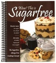 Cookbook of sugar free recipes books mariannqho Sugar Free Desserts, Sugar Free Recipes, Yummy Treats, Yummy Food, Tasty, Sugar Free Diet, Diabetic Recipes, Diet Recipes, Special Recipes