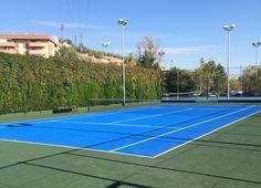 El ayuntamiento reabre las pistas de tenis de la Salobreja tras su adecuación integral