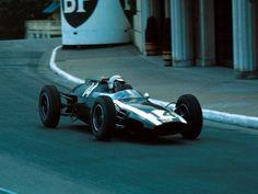 Bruce McLaren - 1962 Cooper-Climax