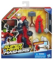 Marvel Super Hero Mashers Thor Figure