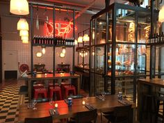 Restaurant   SPECK – BAR & GRILL