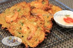 Ukoy Recipe or Okoy, a Filipino style Shrimp Fritters - Filipino Recipes Portal