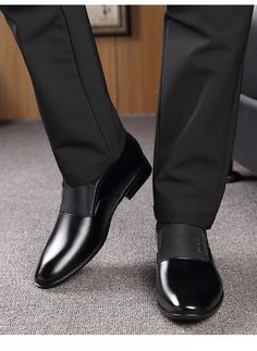 Shoes - Luxury Pointy Men s Business Dress Shoes (Buy 2 2b3a5b6e7829
