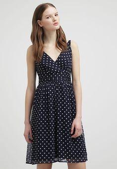 Sich einmal wie in den 60ies fühlen! Vero Moda VMJOSEPHINE  - Freizeitkleid - dark blue für 26,95 € (15.04.17) versandkostenfrei bei Zalando bestellen.
