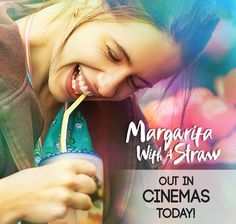 The much awaited Margarita With A Straw starring Kalki Koechlin, has hit the screens! Rush to your nearest cinema!  Comment if you're watching it this weekend. Listen Bollywood Latest Music..http://goo.gl/v296dN