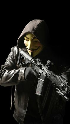 Anonymous Soldier Of God