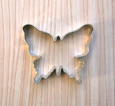 Butterfly Cookie Cutter by sweetestelle on Etsy, $2.50
