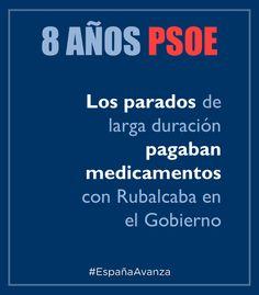 Los parados pagaban los mendicamentos con el PSOE #DEN2014