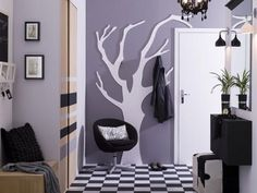 Personalize Your Entryway : DIY Tree Coat Racks Ideas! | Just Imagine - Daily Dose of Creativity