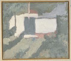Giorgio Morandi Paesaggio 1962 Oil on canvas Bologna, Museo Morandi – Comune di Bologna
