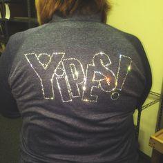 www.yipesonline.com #YipesOnline #Yipes #YipesApparel #bling #Sparkle