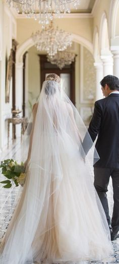 Breathtaking 51 Gorgeous Veil For Your Wedding Day