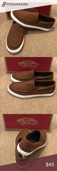 Bali SF Heavy Canvas Vans New in box. Dachshund Vans Shoes Loafers & Slip-Ons