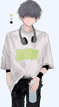 Share ItAnime Character Art Anime Character Art Share It Loading. Hot Anime Boy, Dark Anime Guys, Cool Anime Guys, Handsome Anime Guys, Anime Art Girl, Anime Chibi, Kawaii Anime, Anime Oc, Manga Anime