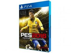 PES 2016 - Pro Evolution Soccer para PS4 - Konami