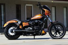 Super Glide – Proper Club Style Dyna | The Bike Exchange