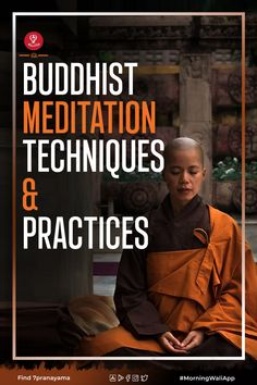 Most of you must have heard about Mindfulness and Meditation having their foundation in Buddhism. Several meditative techniques have Buddhist roots. Let's look at what exactly is Buddhist Meditation.