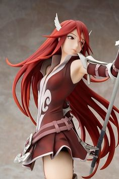 Tiamo (Cordelia) from Fire Emblem Awakening. 1/7 scale by Max Factory