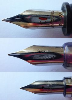 "Review: Noodler's Neponset Fountain Pen - Music ""Vishnu"" Nib vs. Noodler's Ahab vs. Noodler's Creaper"
