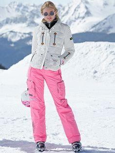 be6cf59bb453a Soft pink pants!  fashion  helmethuggers  ski Pair it with http