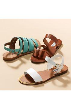 Steve Madden 'Rillie' Two Strap Sandal (Women)   Nordstrom