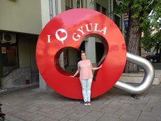 Emilia on the Road: 8 Reasons Why We Love Gyula, Hungary - #travelblog #smalltown #hungary #lesbiantravel