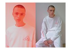 Preview the Gosha Rubchinskiy SS15 lookbook and collection on oki-ni DAILY.