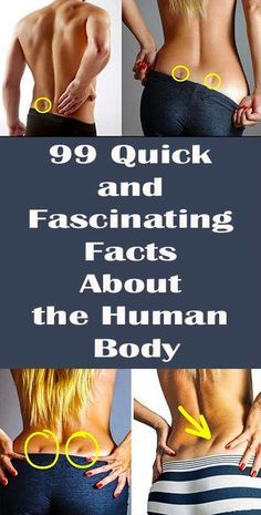 99 Must Read Fascinating Facts About the Human Body!! – L/H