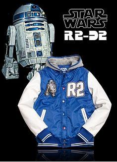 Star Wars R2D2 Protection Jacket - Marc Ecko Enterprises