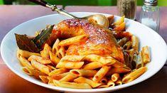 Συνταγή για κόκορα παστιτσάδα