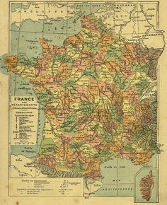 France par dŽpartements France is one of the most geographically distinctive countries found in Europe. Its cities accommodate many of…