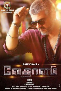 Vedalam Movie poster