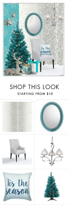 """Christmas! ""The Most Wonderful Time Of The Year"""" by louise-frierson ❤ liked on Polyvore featuring interior, interiors, interior design, home, home decor, interior decorating, Williams-Sonoma, Grandin Road, General Foam and Lene Bjerre"