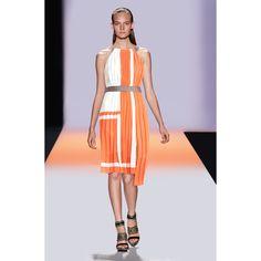 BCBGMAXAZRIA - WHAT'S NEW: SPRING 2012: RUNWAY CELEBRITY DRESS