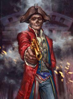 Fallout 4 - Do not slang me a tyrant by RisingMonster [DeviantArt]
