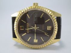 GENUINE VINTAGE CITIZEN AUTOMATIC D/D 21J AUTOMATIC WRIST WATCH FOR MEN CAG-011