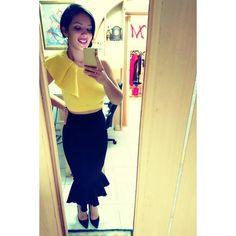 Topićiii  #todayoutfit #yellow #mihradesign #fashionpic #fashionwear #newdesign #fashionart #fashionable #skirt #staytuned #followme #onlineprodaja  http://bit.ly/2bQaaAI