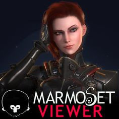 Scifi Pilot (Marmoset Viewer), Tom Bramall on ArtStation at https://www.artstation.com/artwork/r0gP6