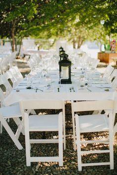 Outdoor Rustic Wedding