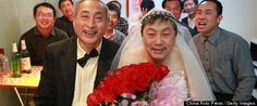 We love this story and the super adorable photo of these two older gentlemen finally tying the knot!