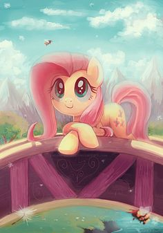 Equestria Daily - MLP Stuff!: Drawfriend Stuff - BEST OF FLUTTERSHY (Part 1)